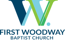 First Woodway Retina Logo